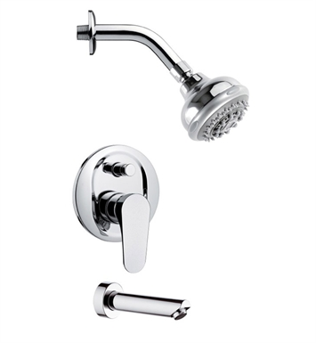 Nameeks TSF2089 Remer Tub and Shower Faucet
