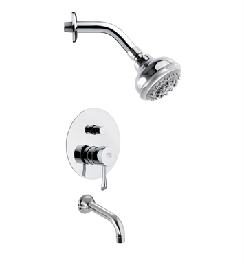 Nameeks TSF2090 Remer Tub and Shower Faucet
