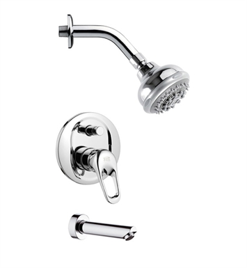 Nameeks TSF2091 Remer Tub and Shower Faucet