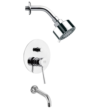 Nameeks TSF2098 Remer Tub and Shower Faucet