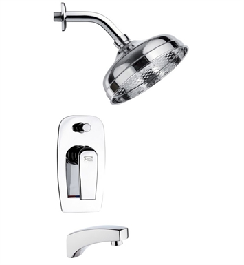 Nameeks TSF2102 Remer Tub and Shower Faucet
