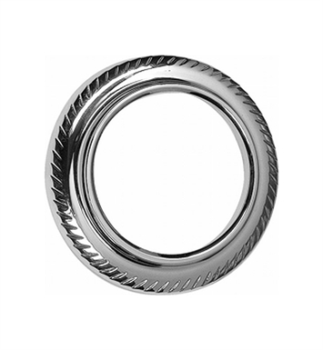 Graff G-8567-SN Braided Spout Ring With Finish: Steelnox (Satin Nickel)