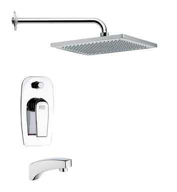 Nameeks TSF2114 Remer Tub and Shower Faucet
