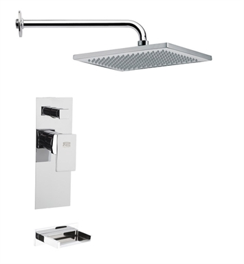 Nameeks TSF2117 Remer Tub and Shower Faucet