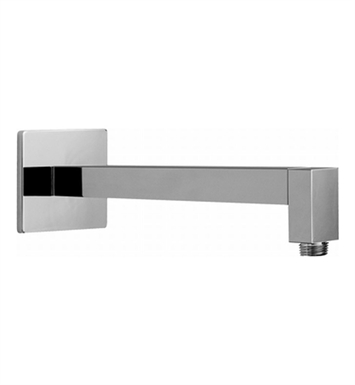 Graff G-8530-SN Contemporary 12 inch Shower Arm With Finish: Steelnox (Satin Nickel)