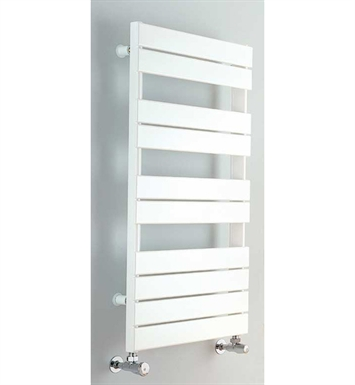 Myson INT-1 Interlude White Contemporary Hydronic Towel Warmer