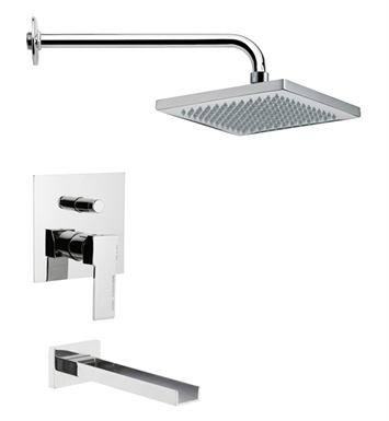 Nameeks TSF2125 Remer Tub and Shower Faucet