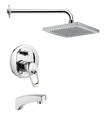 Nameeks TSF2128 Remer Tub and Shower Faucet