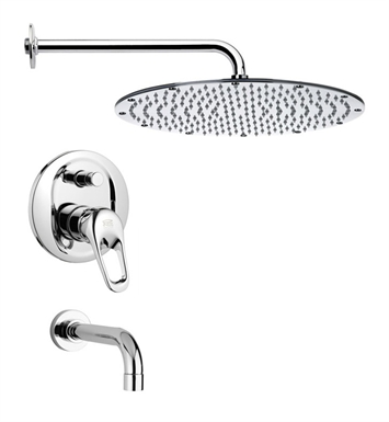 Nameeks TSF2136 Remer Tub and Shower Faucet