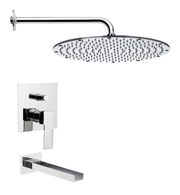 Nameeks TSF2139 Remer Tub and Shower Faucet