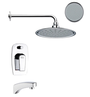 Nameeks TSF2156 Remer Tub and Shower Faucet