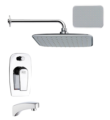 Nameeks TSF2158 Remer Tub and Shower Faucet