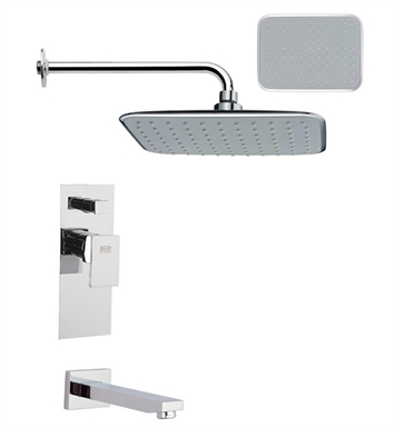 Nameeks TSF2160 Remer Tub and Shower Faucet