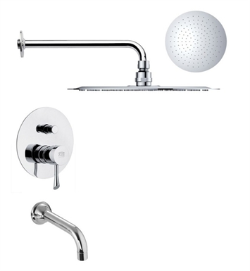 Nameeks TSF2163 Remer Tub and Shower Faucet