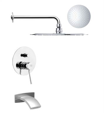 Nameeks TSF2164 Remer Tub and Shower Faucet