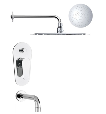 Nameeks TSF2165 Remer Tub and Shower Faucet