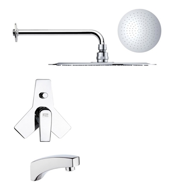 Nameeks TSF2166 Remer Tub and Shower Faucet