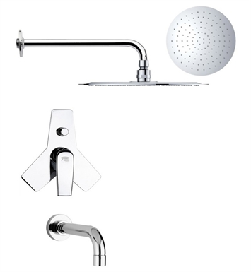 Nameeks TSF2167 Remer Tub and Shower Faucet