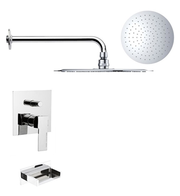 Nameeks TSF2171 Remer Tub and Shower Faucet
