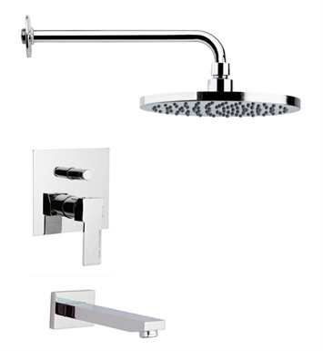 Nameeks TSF2172 Remer Tub and Shower Faucet