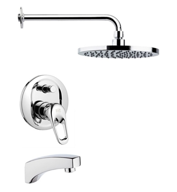 Nameeks TSF2173 Remer Tub and Shower Faucet