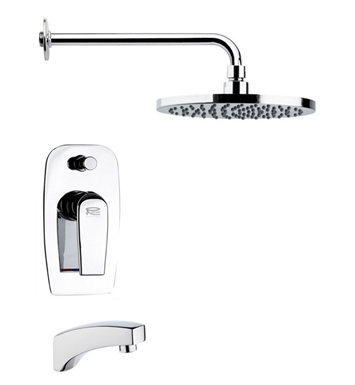 Nameeks TSF2176 Remer Tub and Shower Faucet