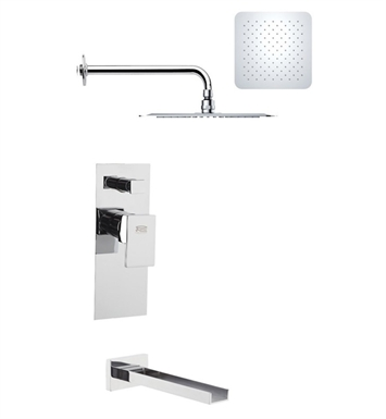 Nameeks TSF2185 Remer Tub and Shower Faucet