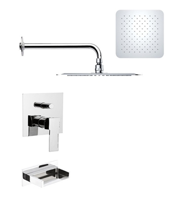 Nameeks TSF2186 Remer Tub and Shower Faucet