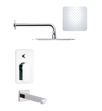 Nameeks TSF2187 Remer Tub and Shower Faucet