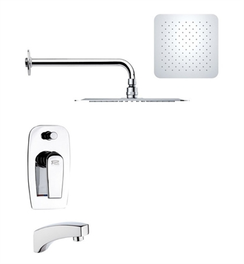 Nameeks TSF2188 Remer Tub and Shower Faucet