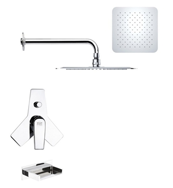 Nameeks TSF2189 Remer Tub and Shower Faucet