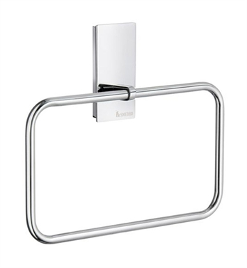 Smedbo ZK344 Pool Towel Ring in Polished Chrome