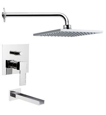 Nameeks TSF2191 Remer Tub and Shower Faucet