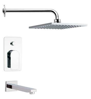 Nameeks TSF2192 Remer Tub and Shower Faucet