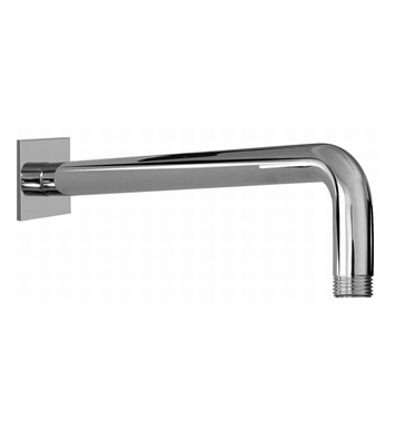 Graff G-8531-SN Contemporary 12 inch Shower Arm With Finish: Steelnox (Satin Nickel)