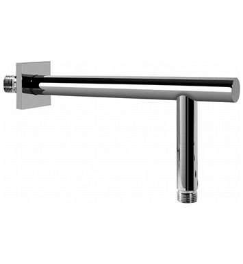 Graff G-8533-SN Contemporary 12 inch Shower Arm With Finish: Steelnox (Satin Nickel)