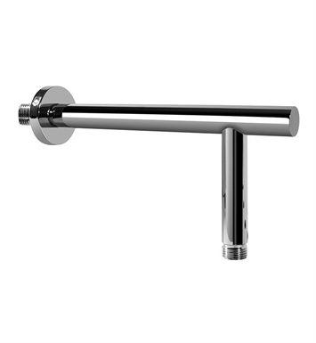 Graff G-8511-SN Contemporary 12 inch Shower Arm With Finish: Steelnox (Satin Nickel)