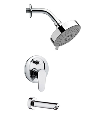 Nameeks TSF2204 Remer Tub and Shower Faucet