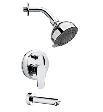 Nameeks TSF2205 Remer Tub and Shower Faucet