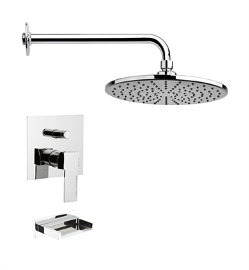 Nameeks TSF2218 Remer Tub and Shower Faucet