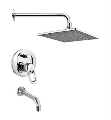 Nameeks TSF2222 Remer Tub and Shower Faucet