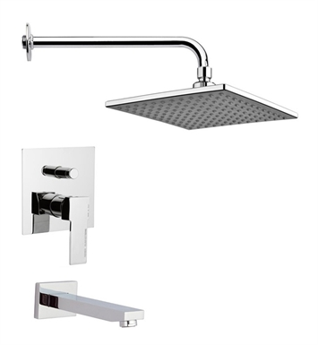 Nameeks TSF2223 Remer Tub and Shower Faucet