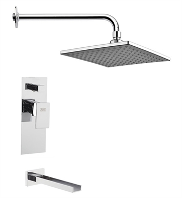 Nameeks TSF2224 Remer Tub and Shower Faucet