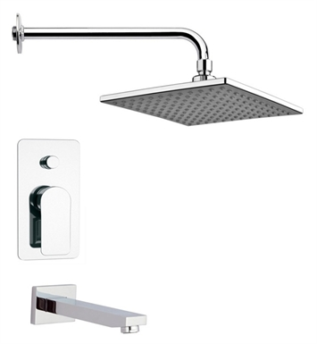 Nameeks TSF2225 Remer Tub and Shower Faucet