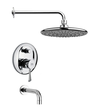 Nameeks TSF2232 Remer Tub and Shower Faucet