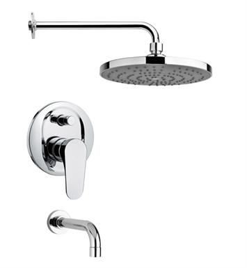 Nameeks TSF2238 Remer Tub and Shower Faucet