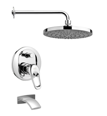 Nameeks TSF2239 Remer Tub and Shower Faucet