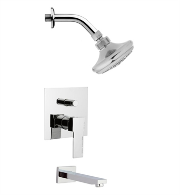 Nameeks TSF2244 Remer Tub and Shower Faucet