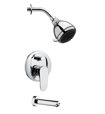 Nameeks TSF2248 Remer Tub and Shower Faucet
