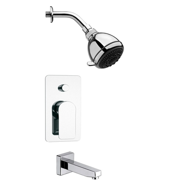 Nameeks TSF2249 Remer Tub and Shower Faucet